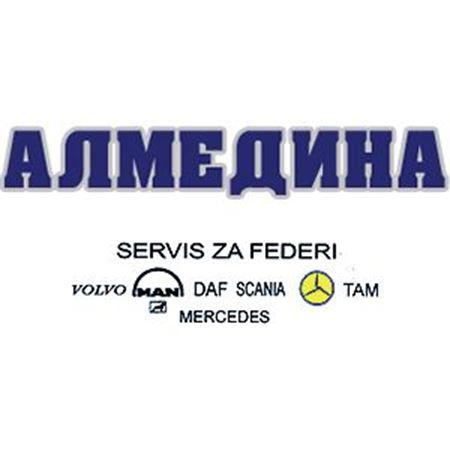Слика за продавачот АЛМЕДИНА - ЕУРОФЕДЕР